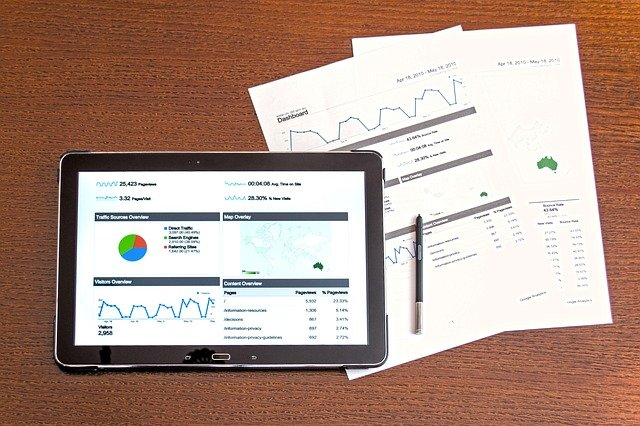 drive traffic to your website - website analytics