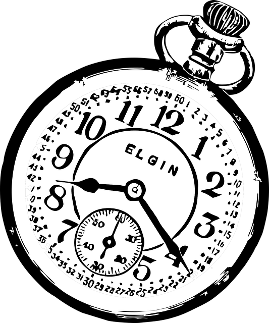 12 minute affiliate - picture of a pocket watch