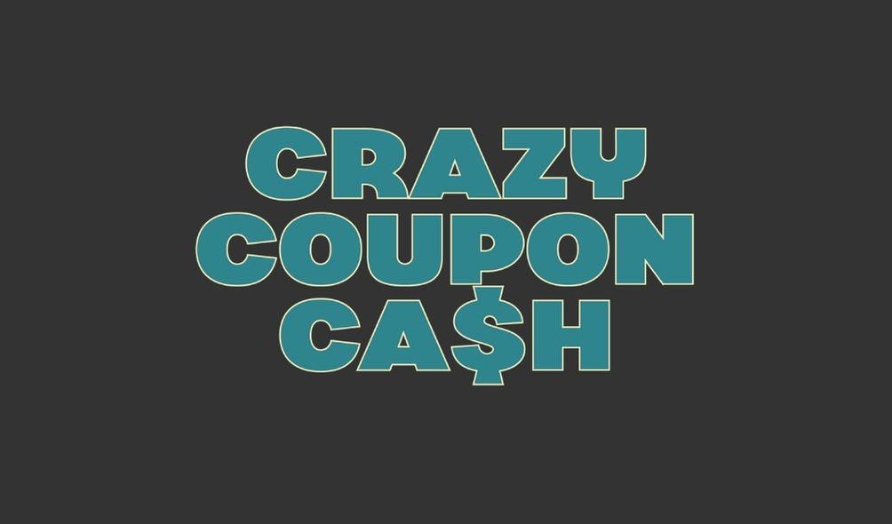 Crazy Coupon Cash logo