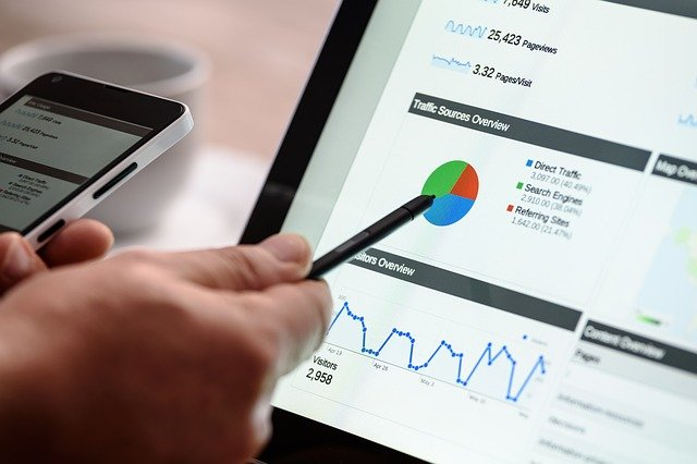 Check your affiliate marketing stats