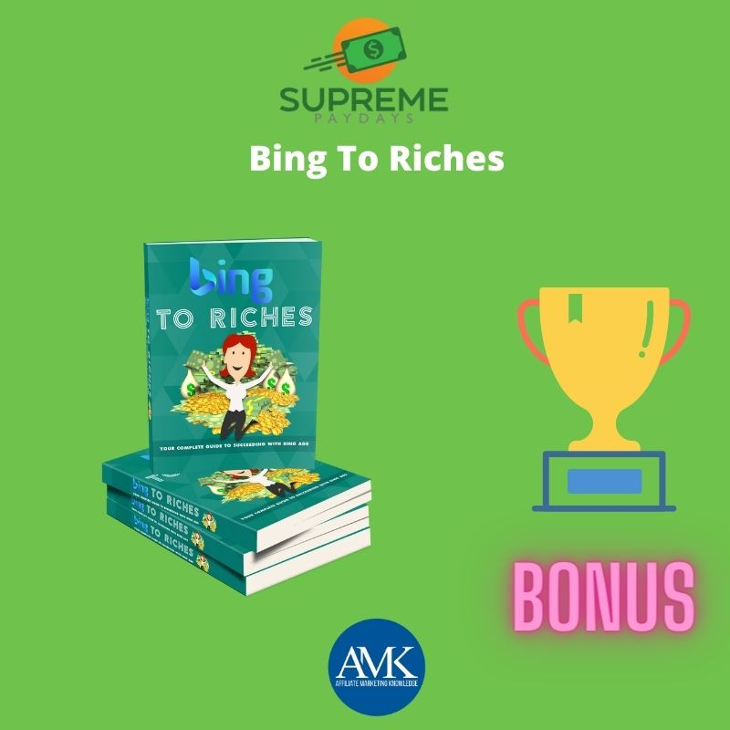 Bing to Riches