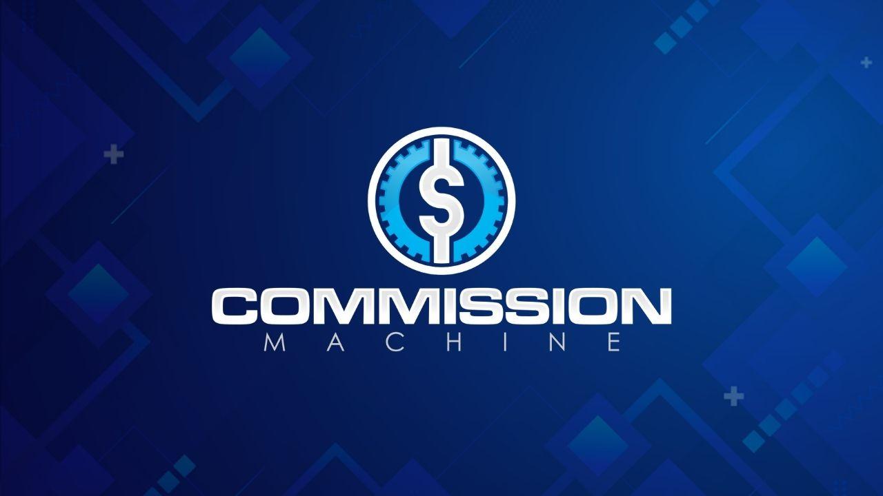Commission Machine logo