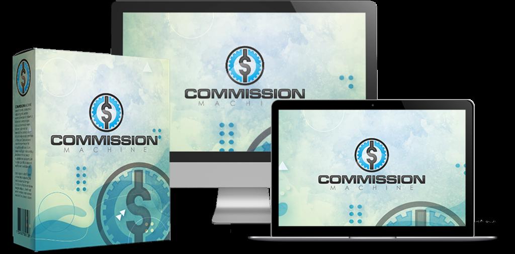 Commission Machine review box