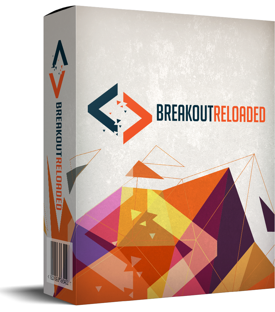 Breakout Reloaded product box