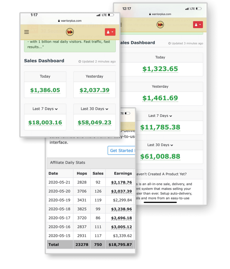 Breakout Reloaded income proof